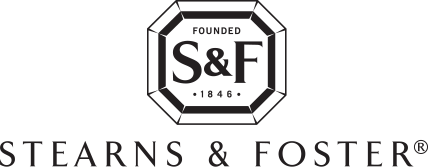sterns and foster mattresses logo
