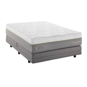 wellsville 14 latex hybrid mattress box spring