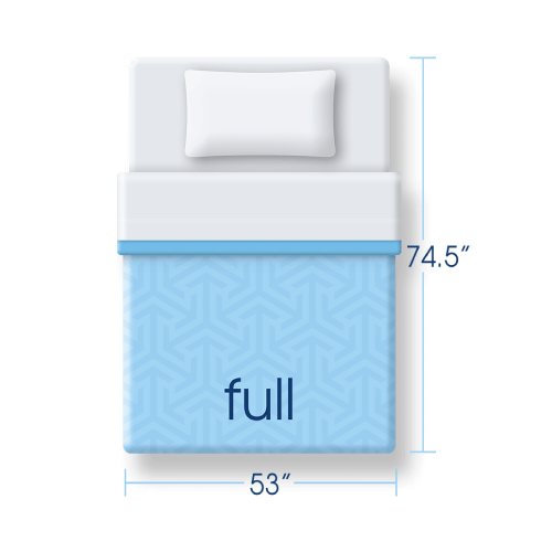 full size mattress icon